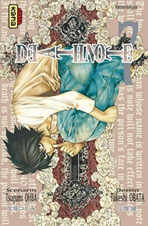 DEATH NOTE, T 07