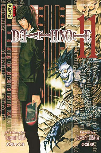 DEATH NOTE, T 11