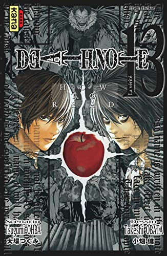 DEATH NOTE, T 13