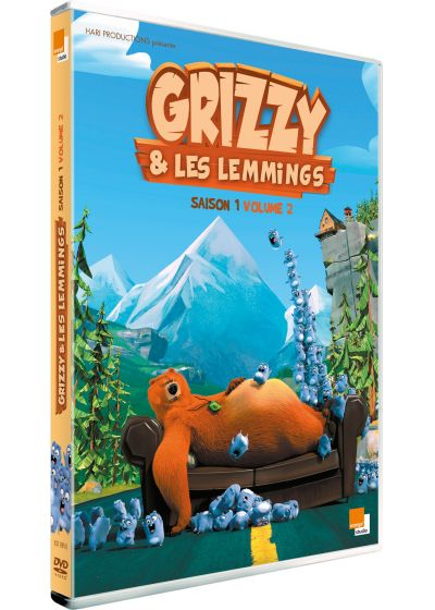 GRIZZY & LES LEMMINGS, SAISON 1 VOLUME 2