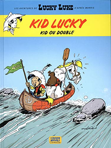 KID LUCKY, T 05 : KID OU DOUBLE
