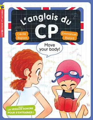 L'ANGLAIS DU CP : MOVE YOUR BODY !