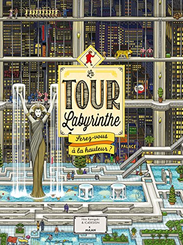 LA TOUR LABYRINTHE