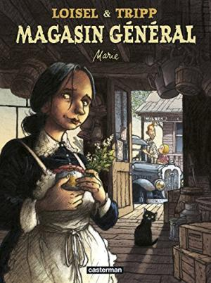 MAGASIN GENERAL, T01 : MARIE