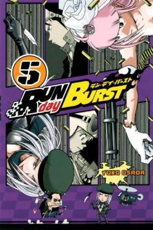 RUN DAY BURST, T05