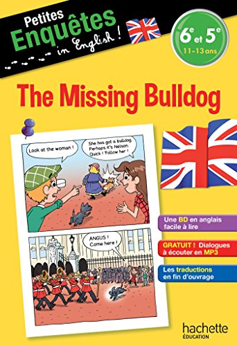 THE MISSING BULLDOG